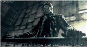 My Albert Wesker
