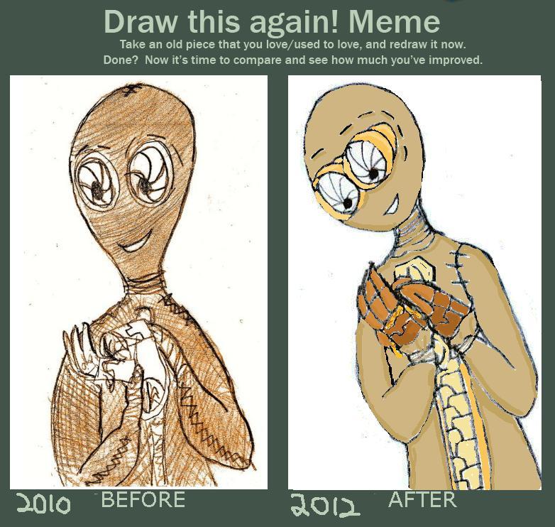 Draw this again by JgalDragonborn