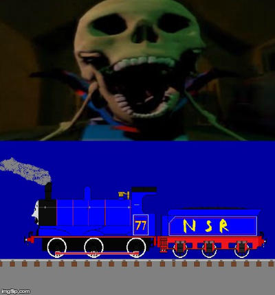 Mal's reaction to shed 17 by islandofsodorfilms