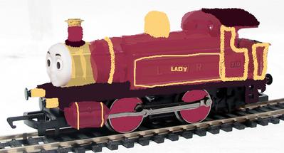 Hornby Lady by islandofsodorfilms
