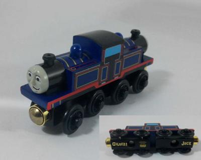 Talking Railway Series Gilbert Jack by islandofsodorfilms