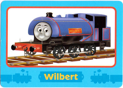 Wilbert Trading Card Fixed