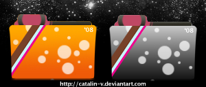 2008 Folder Icons by CreativePixel