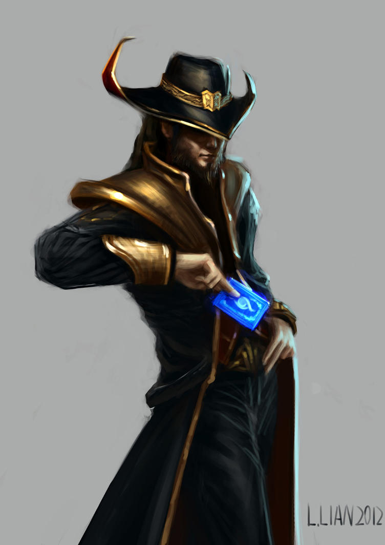 Twisted Fate by float-cloud