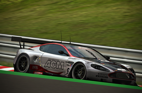Aston Spa by thylegion