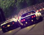 Monza Race by thylegion