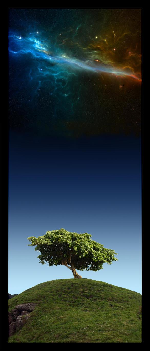 Land-Sky Scape by lucky-lacky