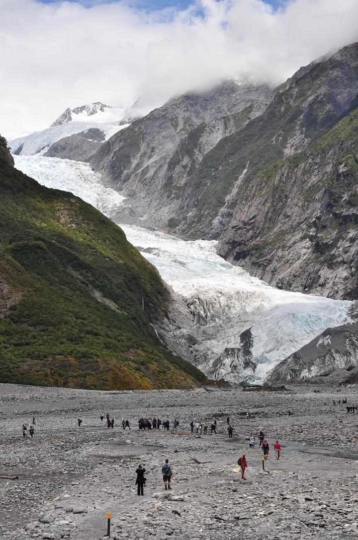 Franz Joseph Glacier by lucky-lacky