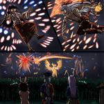 Phantasmagoria of Fireworking by Ragathol