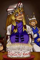 Happy Birthday, Yukari-sama