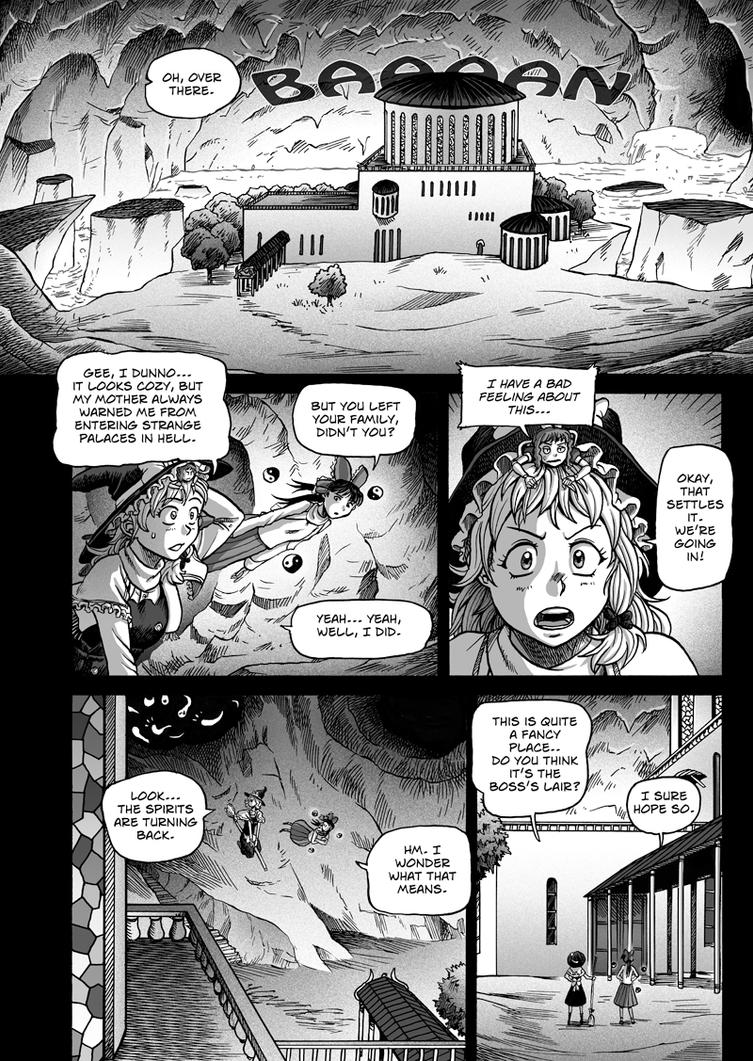 Subterranean Comic Page 5 by Ragathol