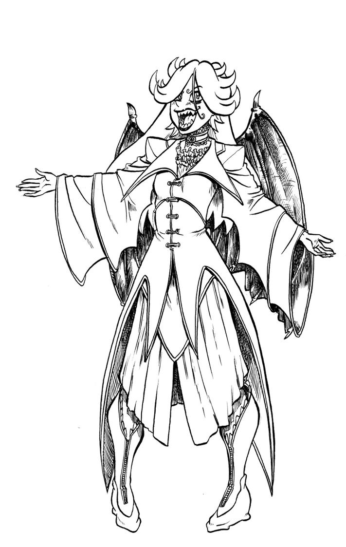 Fantasy sketches 10 by Ragathol