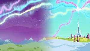 Crystal Empire Aurora by CorpulentBrony