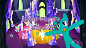 New Channel Art by CorpulentBrony