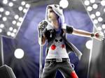 SLG Fanart - Maitre Panda Rockstar