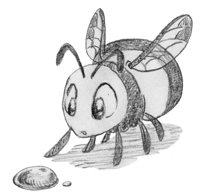 Doodlebee by MakoServitor