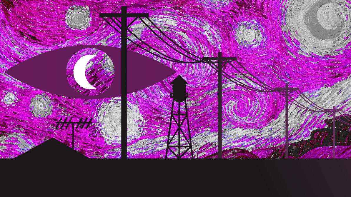 Love Vale Wallpaper : Starry Night Vale by itwasatrickpie on DeviantArt