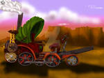 SteamPunk by athorment