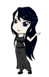 Chibi Hecate by athorment
