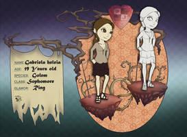 MA - New App - Gabriela Heleia by athorment