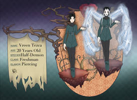 Ma-New App- Vreen Tezca by athorment