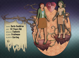 Ma-New App- Saria Cauldron by athorment