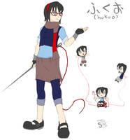 MA- Hukuo the Needle Tsukumogami by athorment