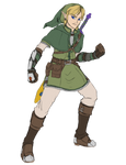 LoH - Hero's Garbs Link by athorment