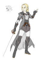 Xaern the BladeSinger by athorment
