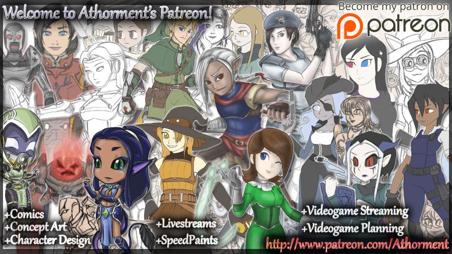Athorment's Patreon