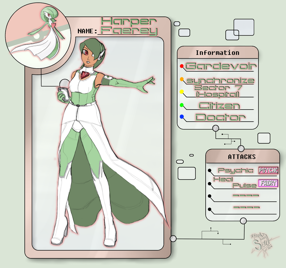 Js New App Harper The Gardevoir By Athorment On Deviantart
