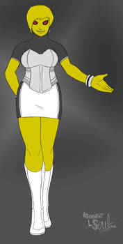 Wanda 'Yellow Devil' Luzbel