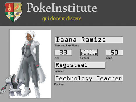 PI -Tech Teacher - Daana Ramiza