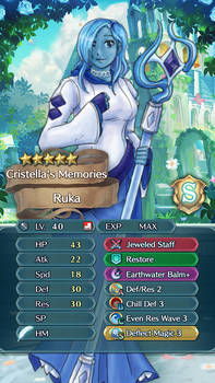 FEH Unit Builder - Ruka