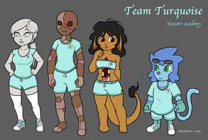 MA - Turquoise Team