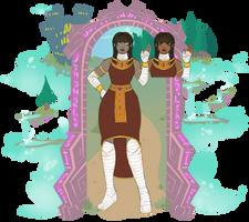 MA - App2019 - Mummy Girl by athorment