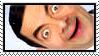 Mr. Bean fan stamp by Emme-Gray