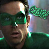 Icon - Lanterna Verde, OMG O: by Emme-Gray