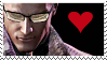 STAMP - Wesker lover by Emme-Gray