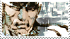 STAMP - Metal Gear Solid 2 - Solid Snake by Emme-Gray