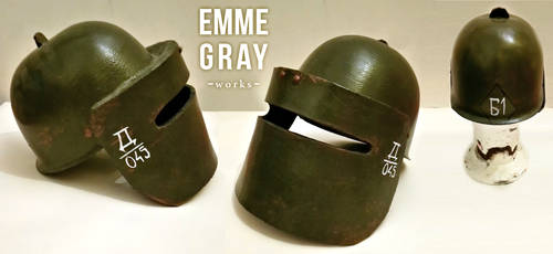 Tachanka helmet