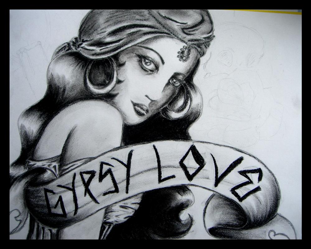 Gypsy Love Nude Photos 43