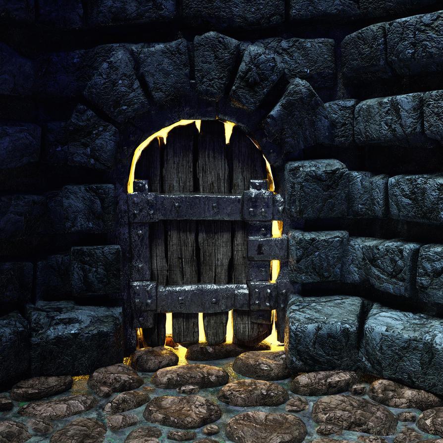 Locked Dooor by jonsmith512