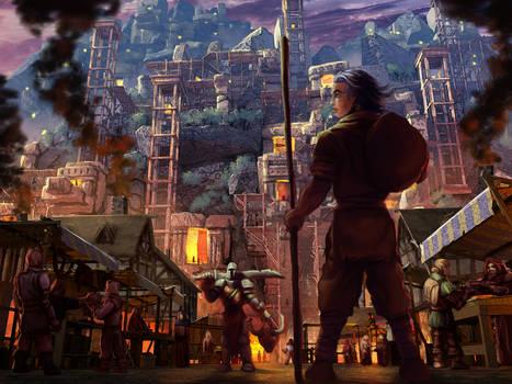 Dungeon City