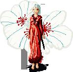 Female Inuyasha - Palette Contest