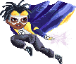 Static Shock by Melian-Alcarime