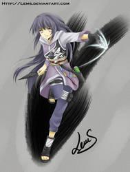Hinata Ryujinki by Lems