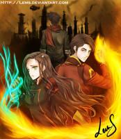 Lok - In the Heart of Battle by Lems