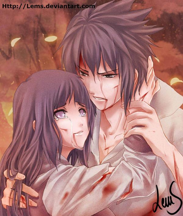 Sasuhina - Battle Torn by Lems