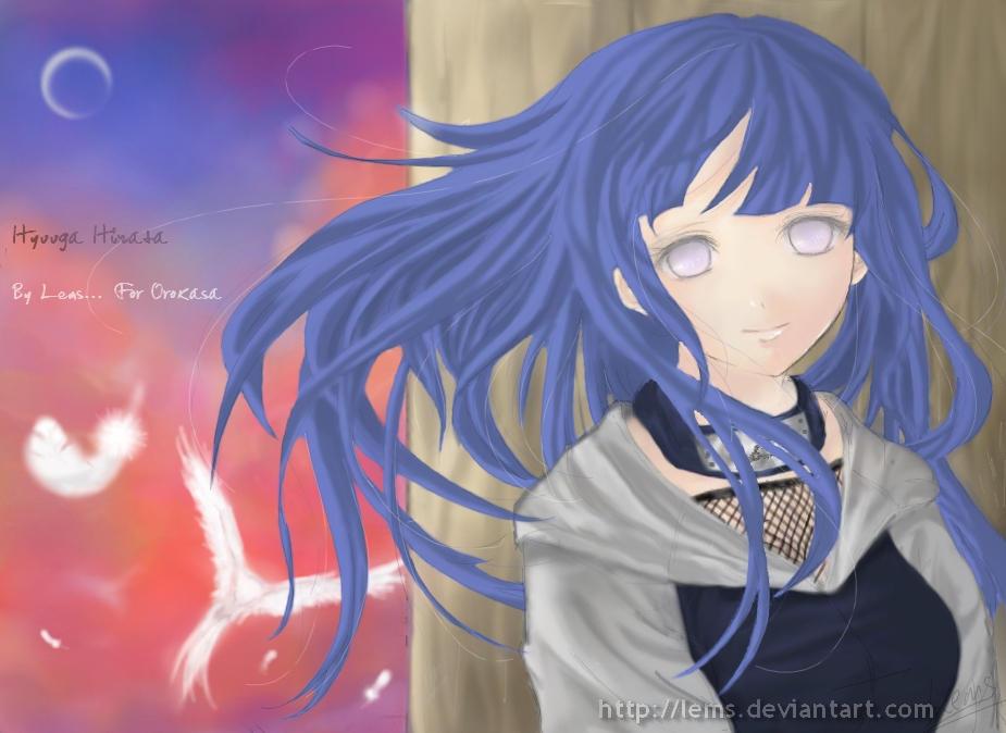 NG__Hyuuga_Hinata___freedom____by_lems